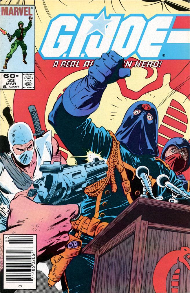G. I. Joe #33