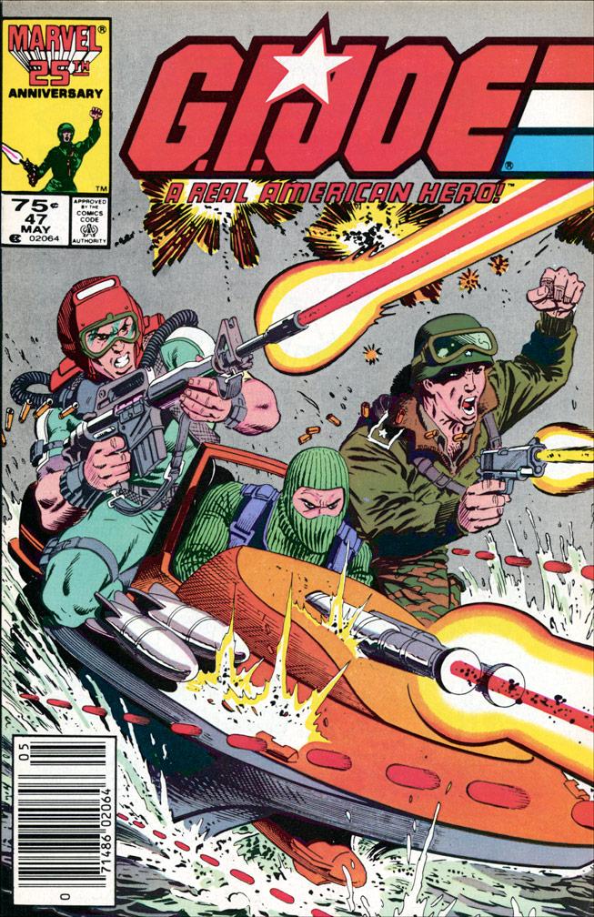 G. I. Joe #47