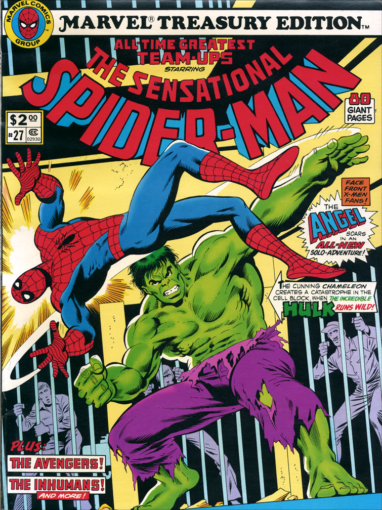 Marvel Treasury Edition #27