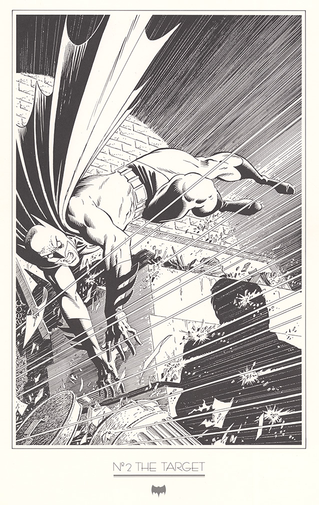 Batman Portfolio, Pl #2 of 6