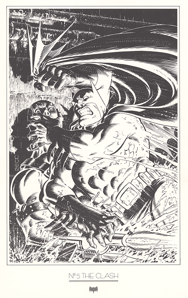 Batman Portfolio, Pl #5 of 6