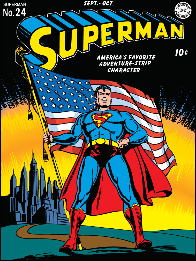 Superman #24