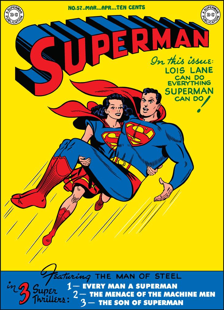 Superman #57