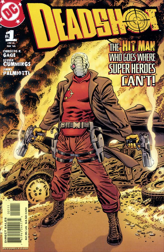 Deadshot #1