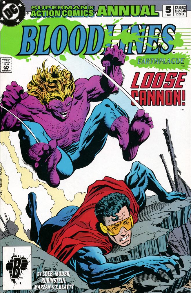 Action Comics Ann #5