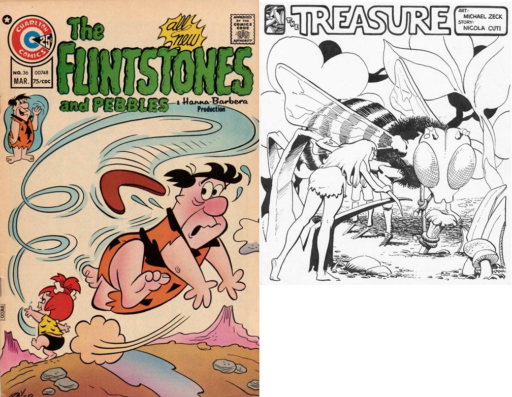 The Flintstones #36