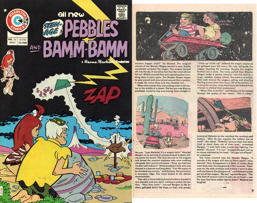 Pebbles and Bamm-Bamm #26