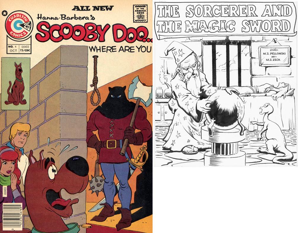 Scooby Doo #4