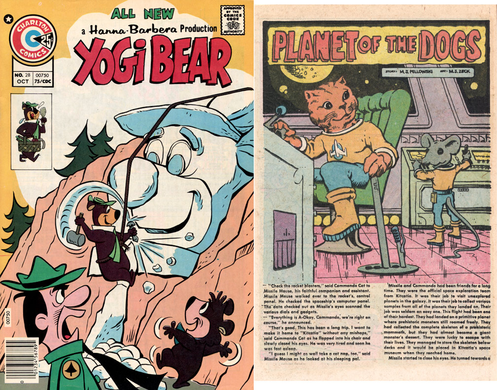 Yogi Bear #28