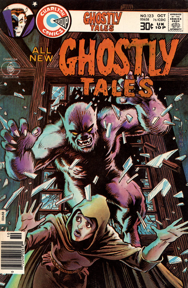 Ghostly Tales #123