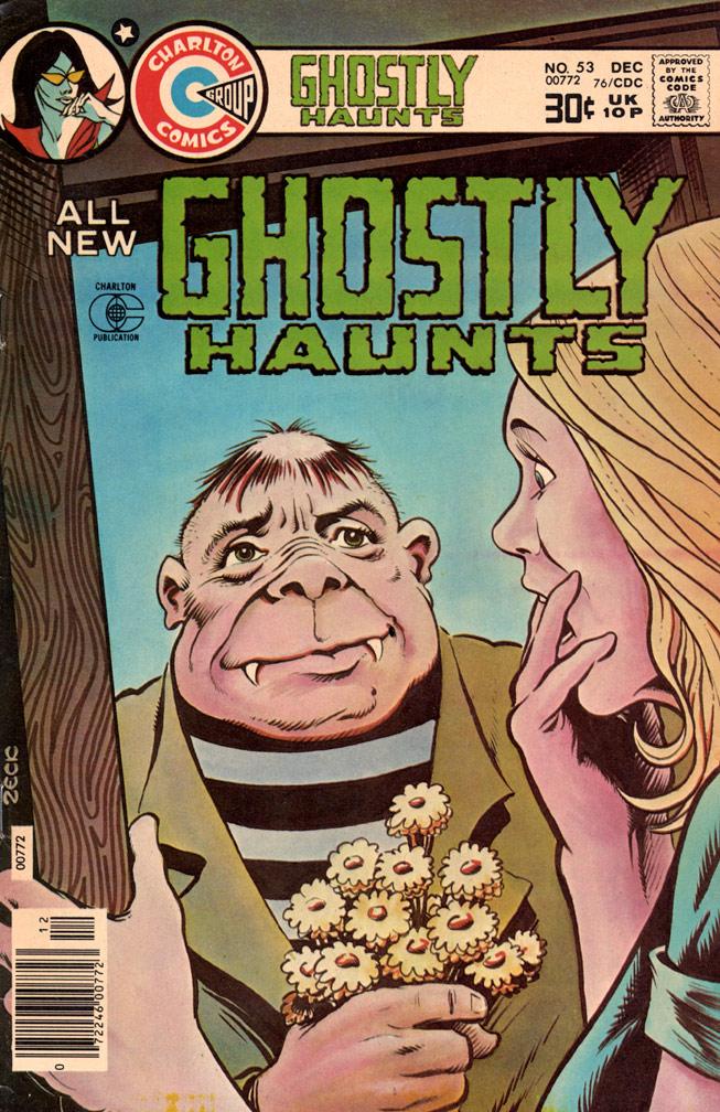 Ghostly Haunts #53