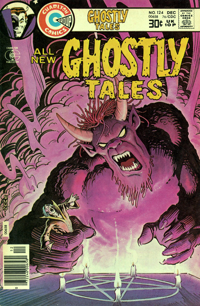 Ghostly Tales #124