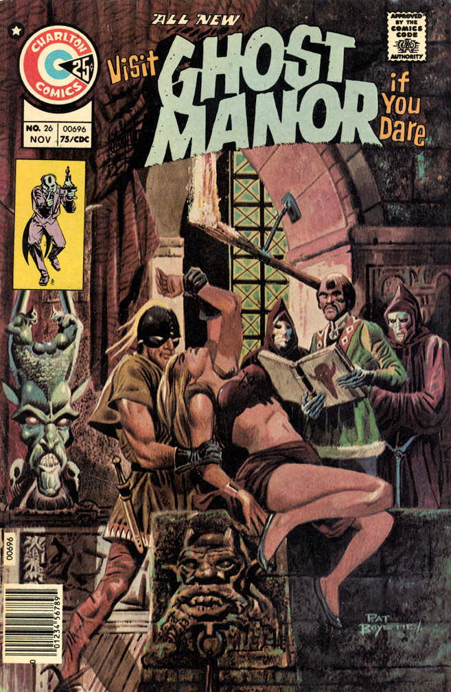 Ghost Manor #26