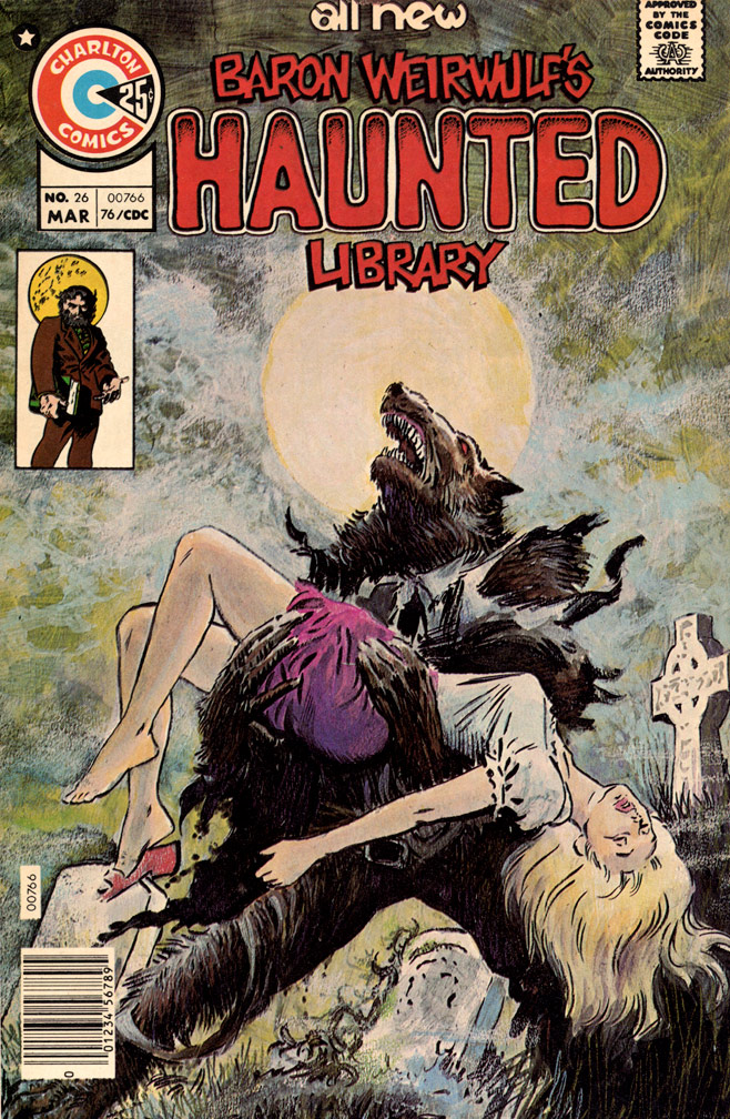 Haunted Library #26