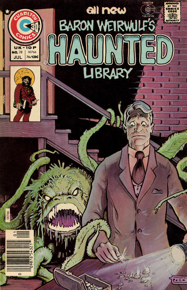 Haunted Library #28
