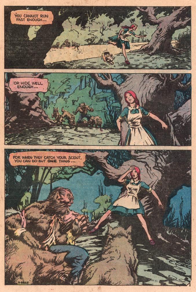 Monster Hunters #4
