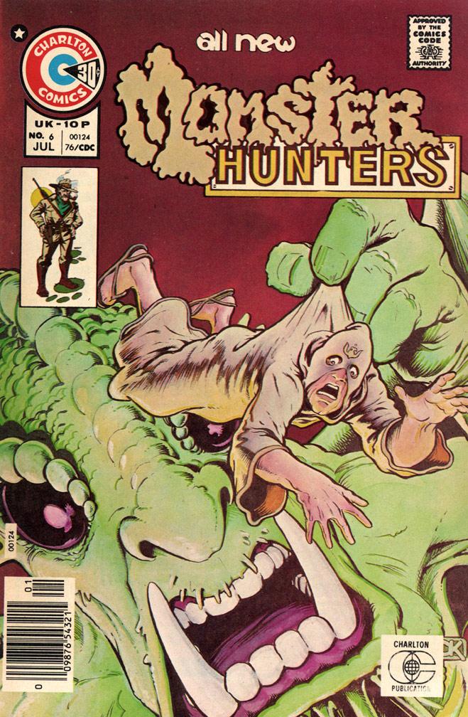 Monster Hunters #6