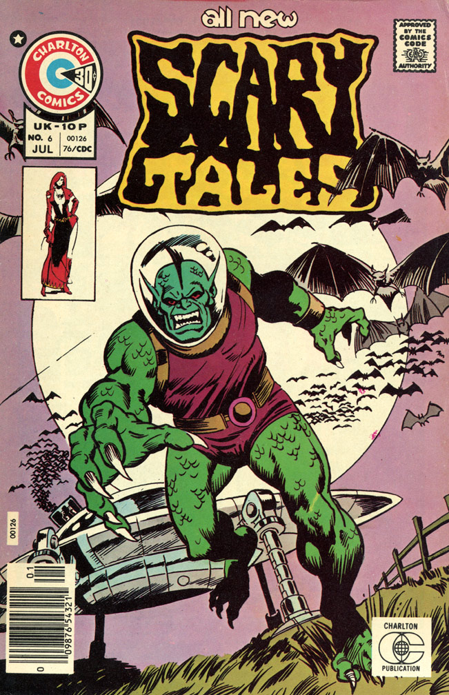 Scary Tales #6