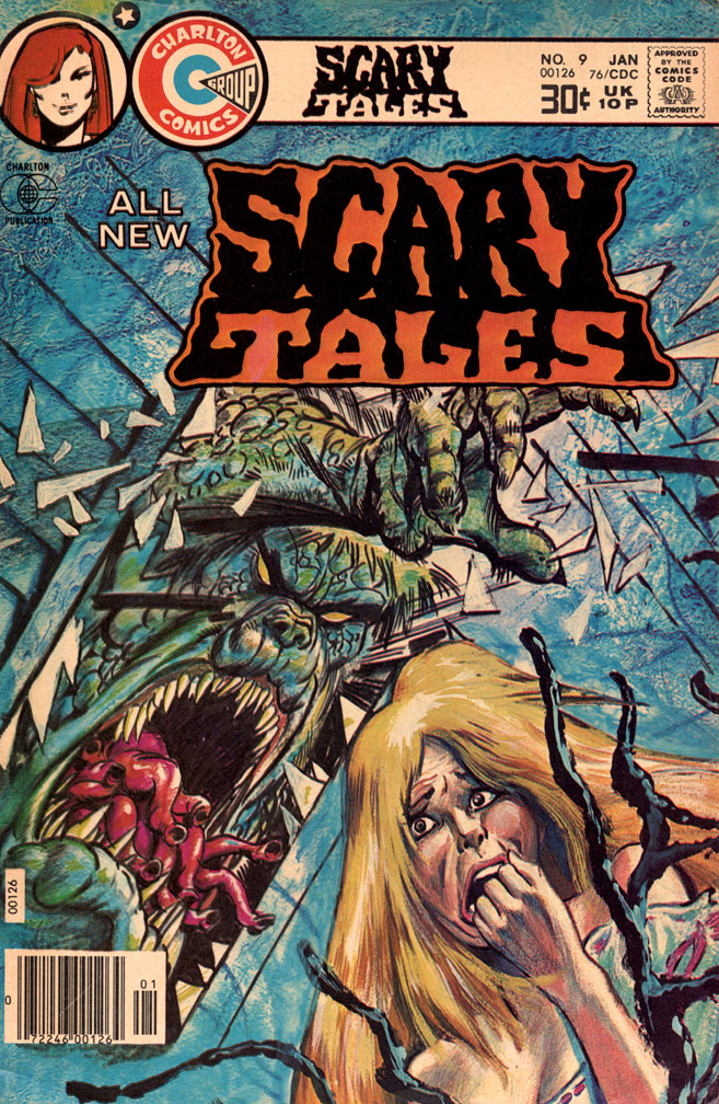Scary Tales #9