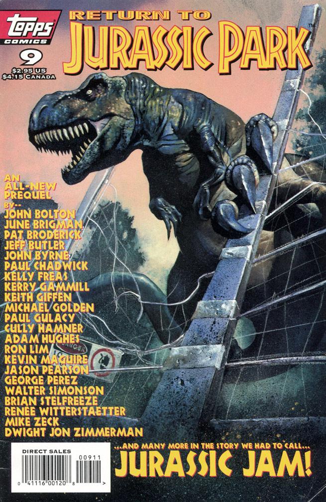 Return to Jurassic Park #9