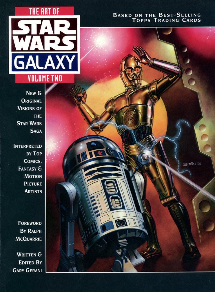 The Art of Star Wars Galaxy v2