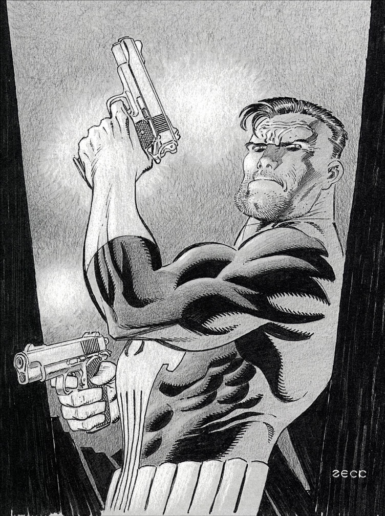 Punisher GN 4/6