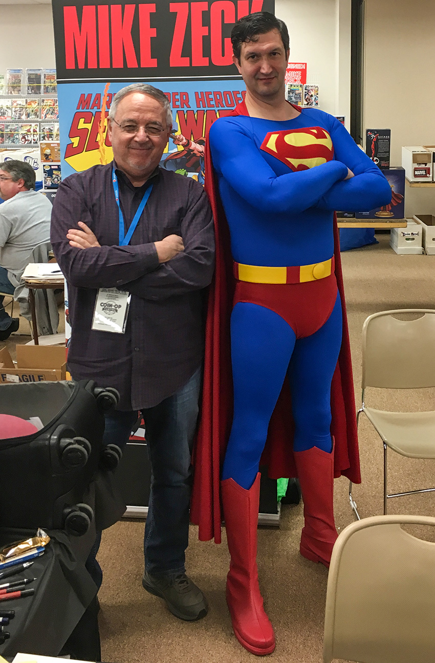 CAPE COMIC CON Cop by profession, super hero by choice. 24/7 crime fighter and an awesome and giving gentleman.
