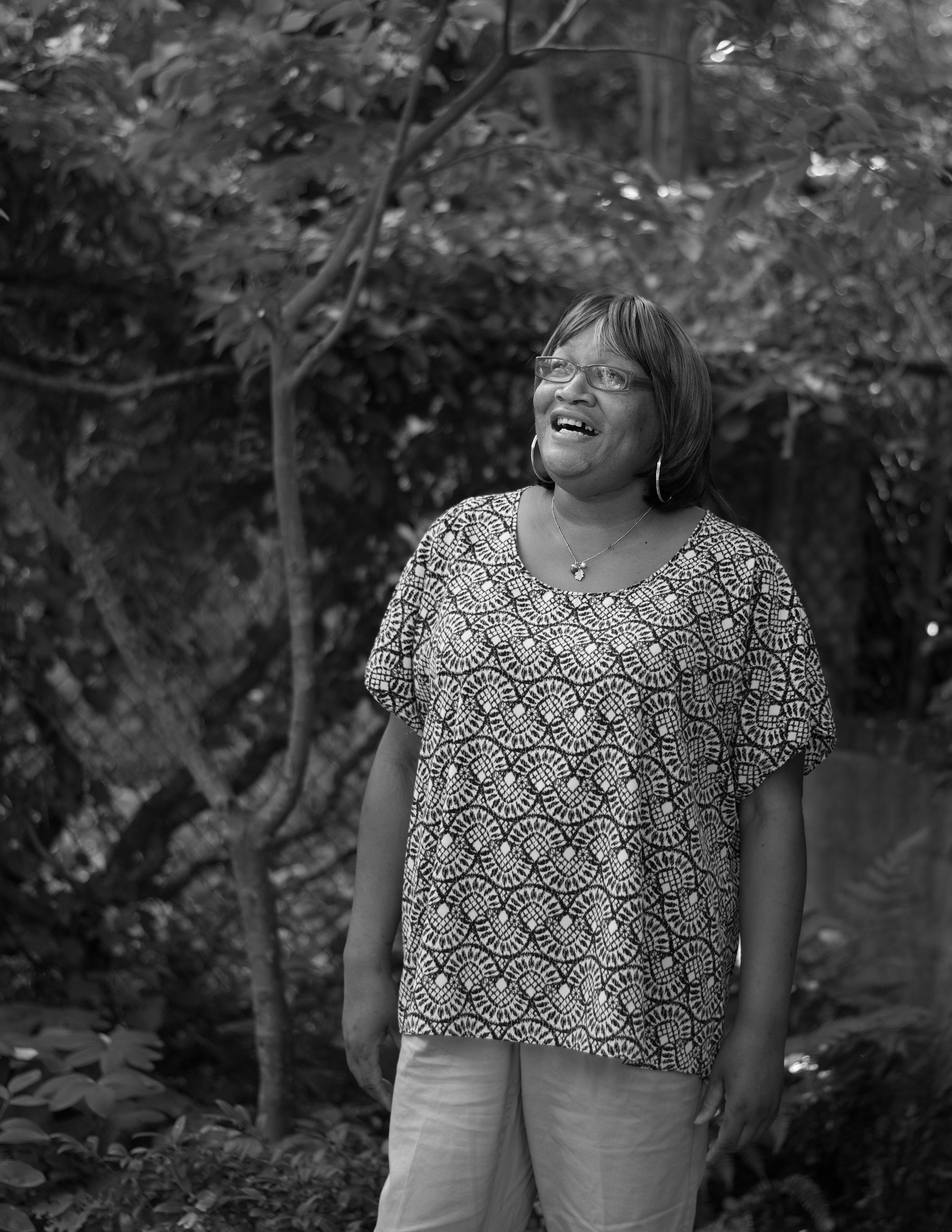 DEBRA, 52. Served almost 9 years. Released: 2008.   Judy was a good role model, for me and others. Just seeing her walking around the compound — a woman who had served so much time and had a lifetime to go — was inspiring.