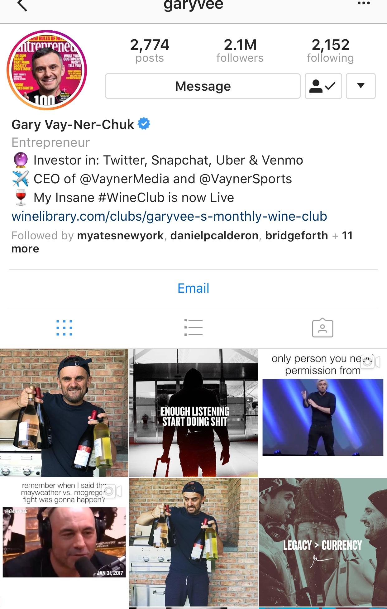 Gary Vee -