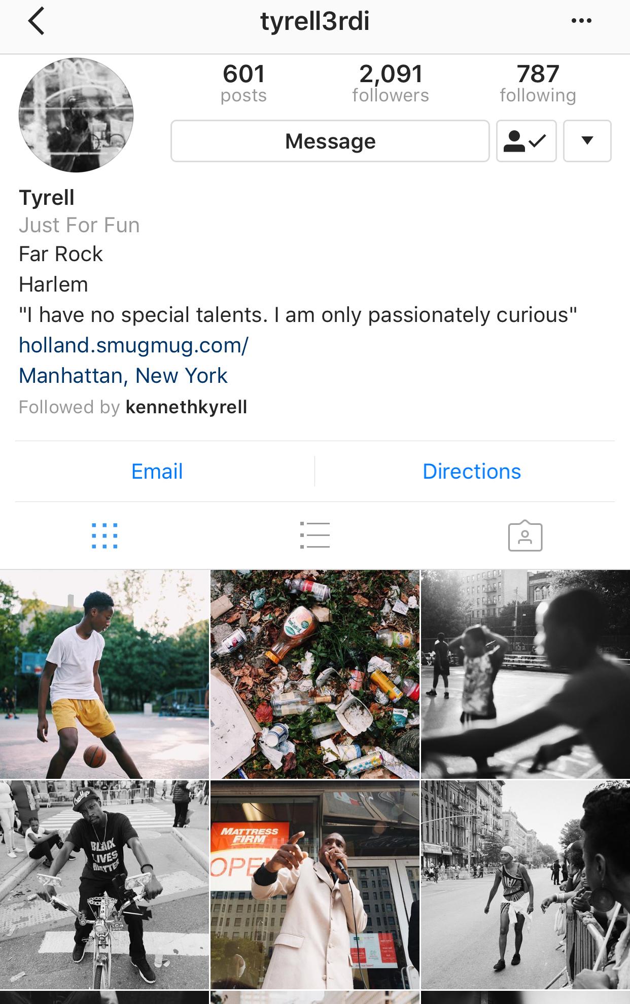 Tyrell Holland -