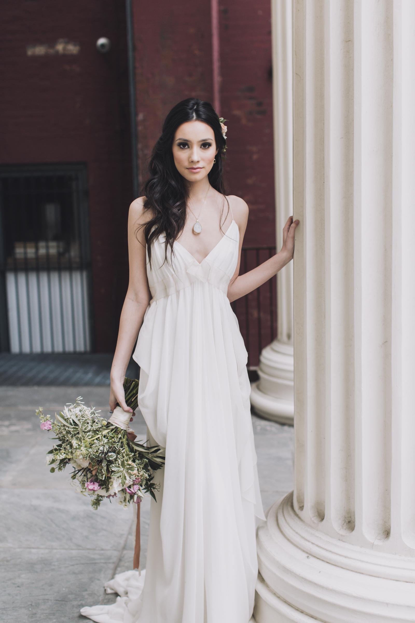 Modern Rustic Wedding Inspiration | Jersey, City, NJ