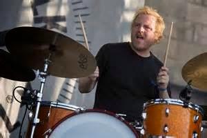 """Frederik """"Freddy"""" Bokkenheuser-Drums"""