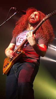 Claudio Sanchez   photo by Jessica Klausing