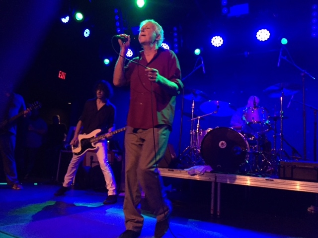 Guided by Voices perform at the Teragram Ballroom. Photo by Jessica Klausing