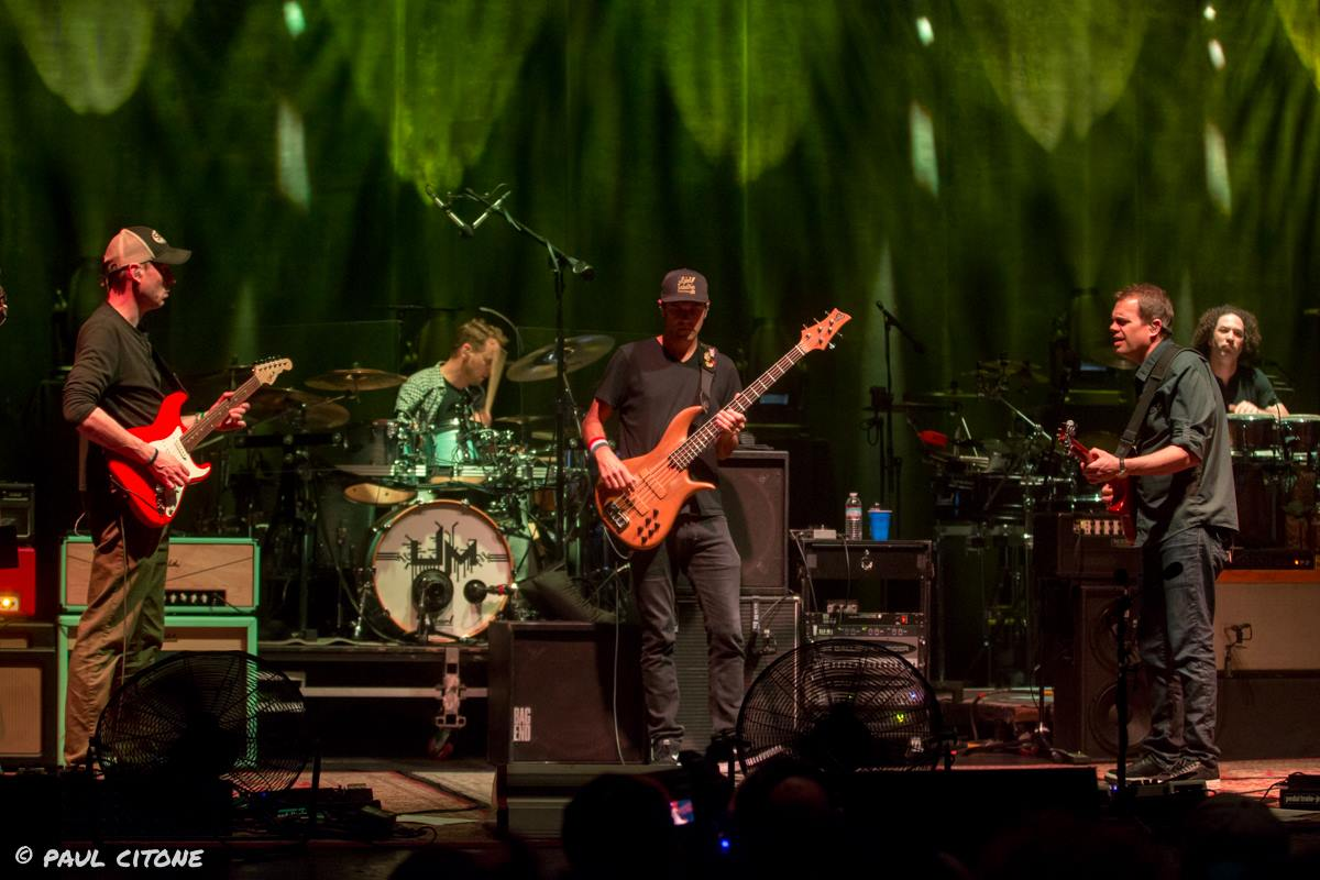 Umphrey's McGee photo by Paul Citone.