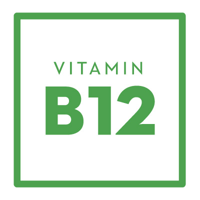 250 mcg/day OR 2,500 mcg/week    Most of us take a B12 supplement on this Way of Eating.  Have this tested annually to make sure you are not deficient in B12.     PURCHASE ONLINE