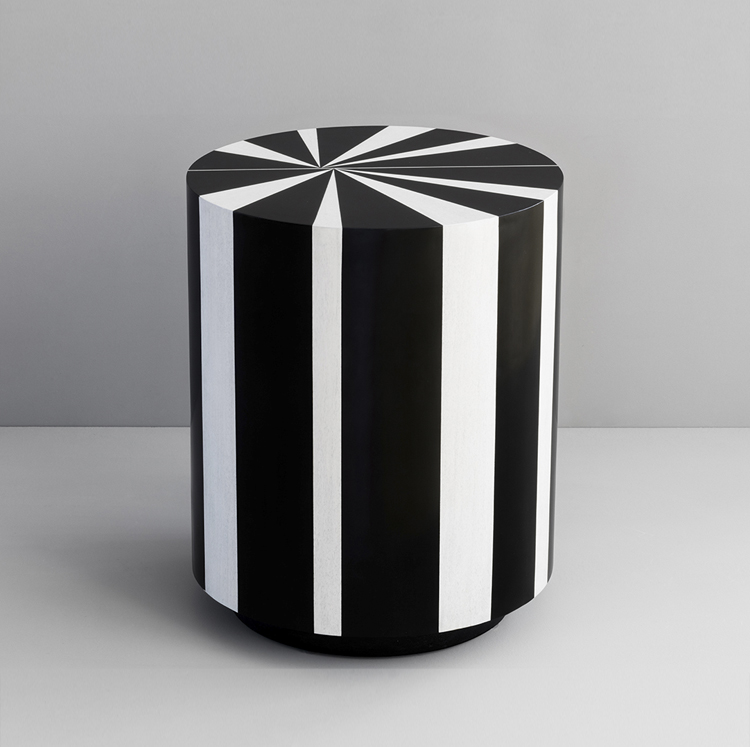 A KOOK MILIEU SIDE TABLE