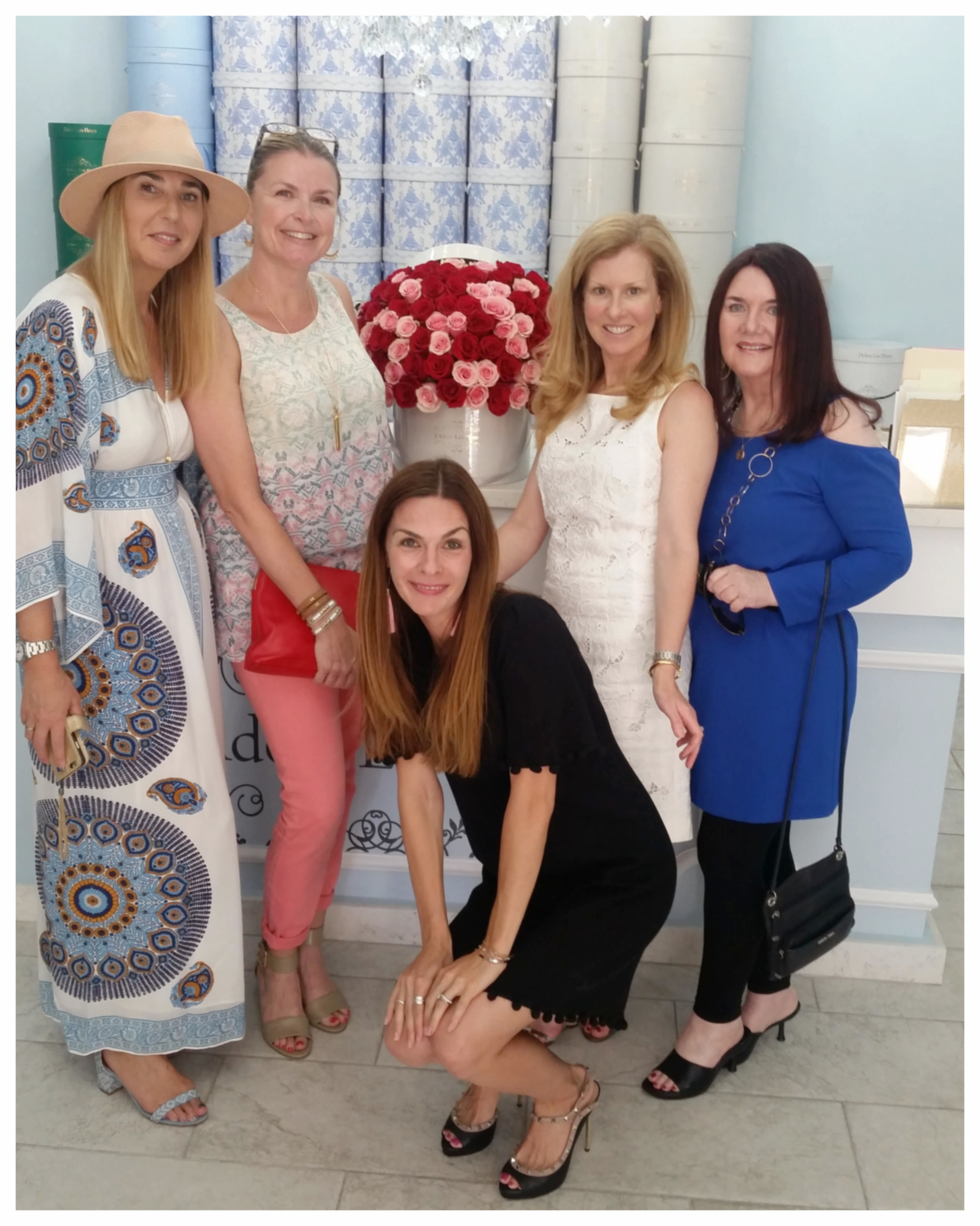 Check out Lorena's Facebook page for more India Hicks Inspiration