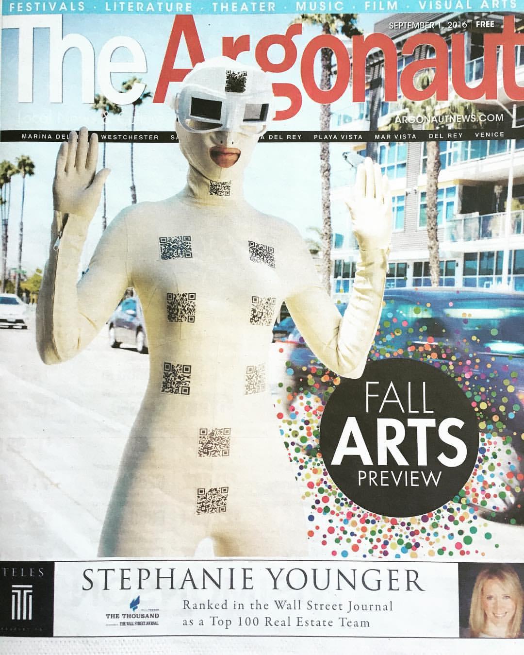 Tiffany Trenda - The Argonaut Cover