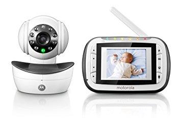 Motorola Digital Video Baby Monitor MBP41S
