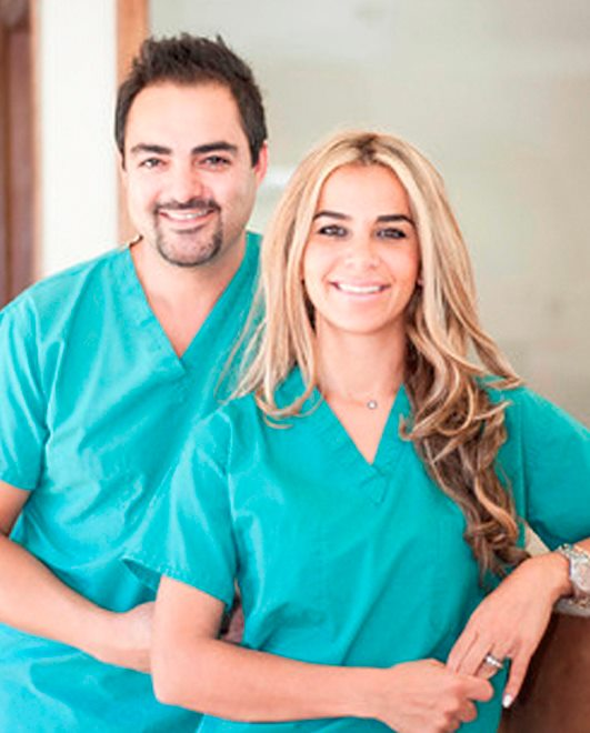Dr Hadian and Dr Sadri