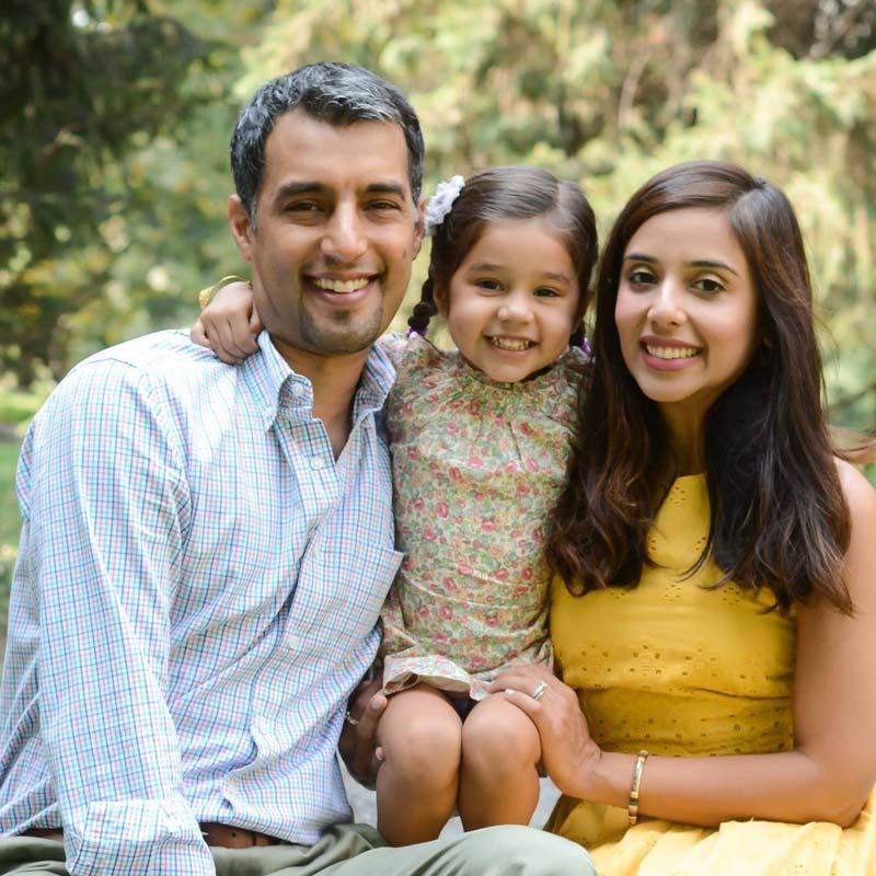 Nadia family