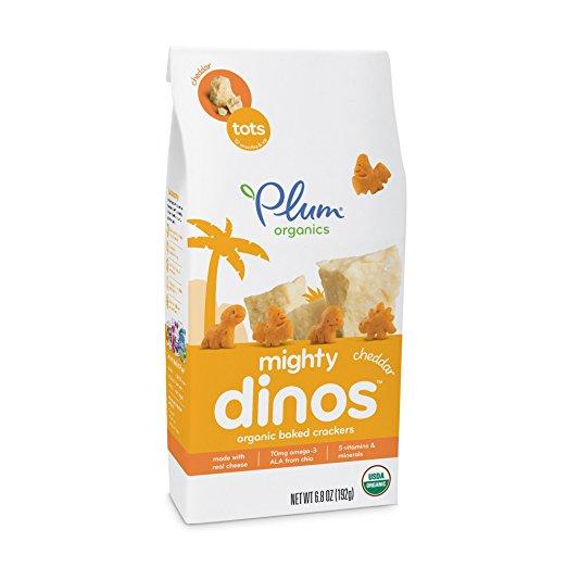 Mighty Dinos by Plum Organics