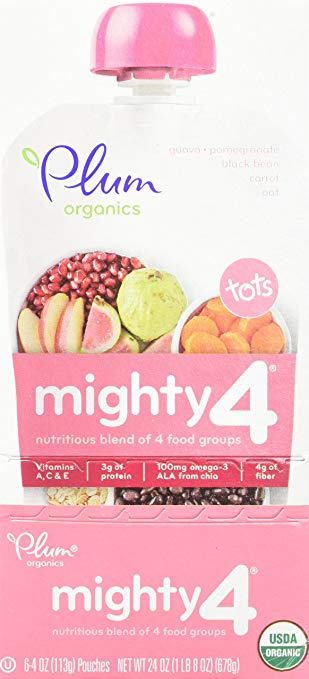 Mighty 4 by Plum Organics