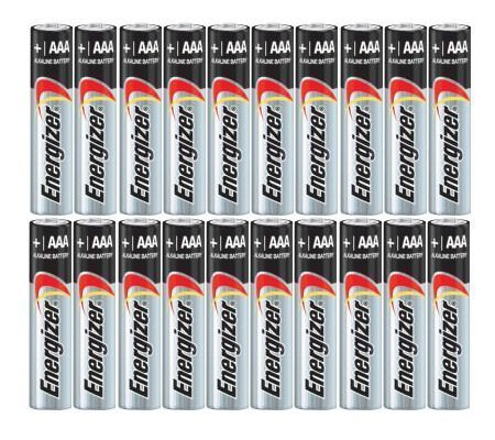 Batteries for mini flashlights