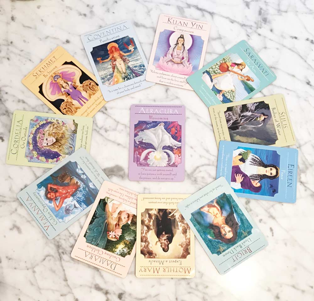 All guests cards