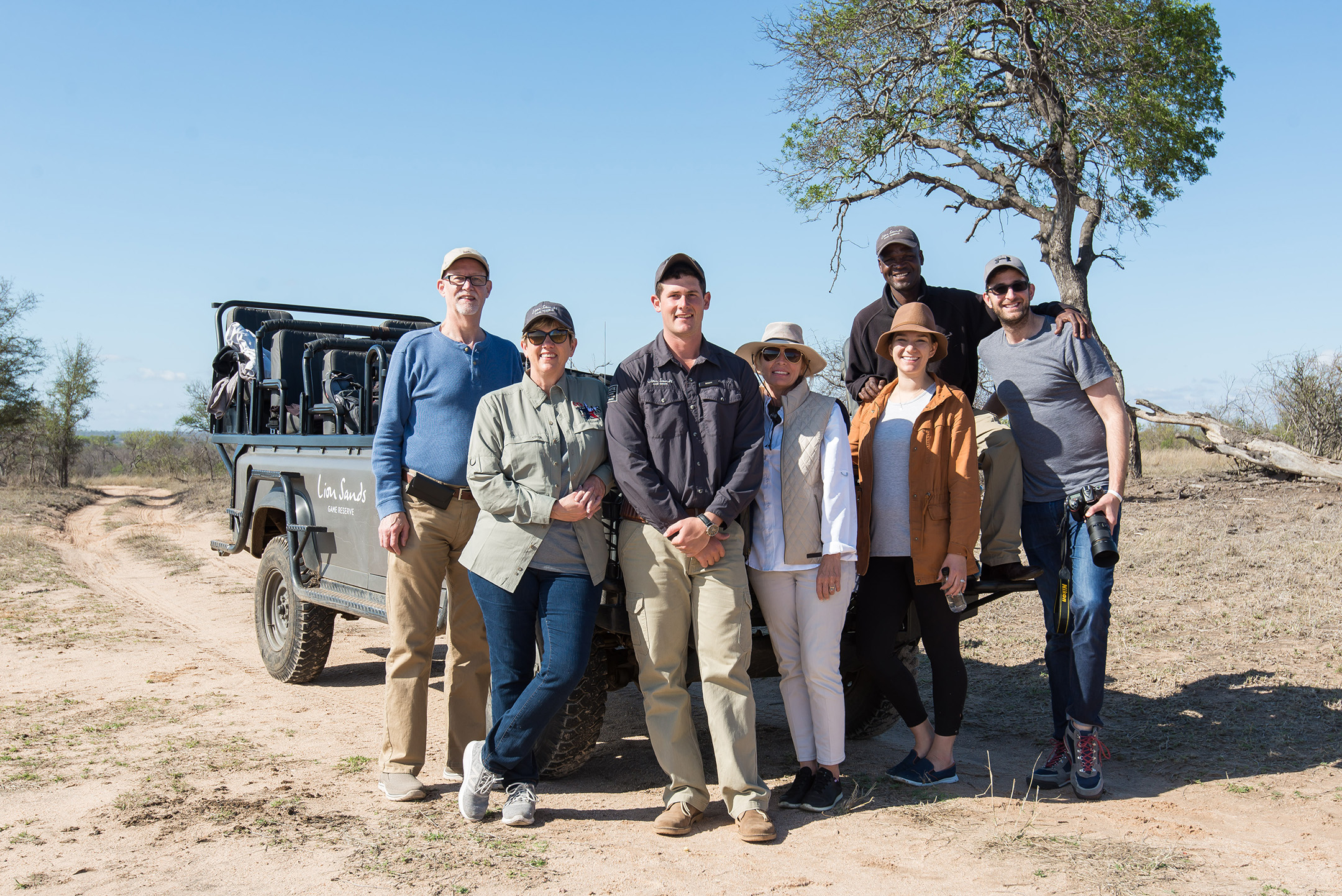 Sabi Sans Safari Crew