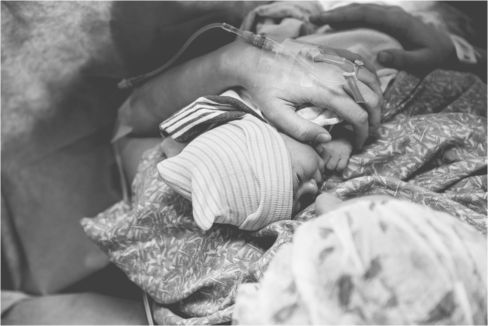 Karel Birth Story