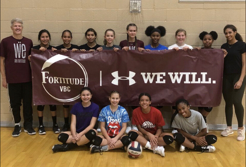 14 Under Armour Fortitude Vbc