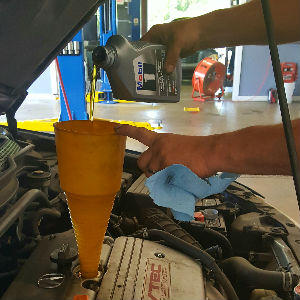 Oil changes in Indian Trail, NC